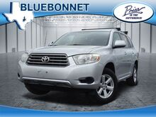 2008 Toyota Highlander Base San Antonio TX