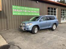 2008_Toyota_Highlander Hybrid_Limited 4WD_ Spokane Valley WA