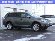 2008 Toyota Highlander Hybrid Limited Green Bay WI