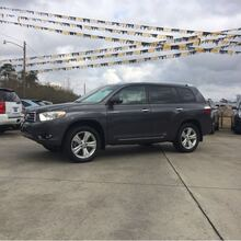 2008_Toyota_Highlander_Limited 2WD_ Hattiesburg MS