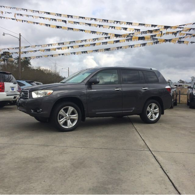 2008 Toyota Highlander Limited 2WD Hattiesburg MS