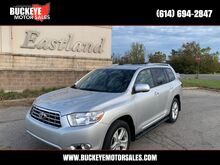 2008_Toyota_Highlander_Limited_ Columbus OH