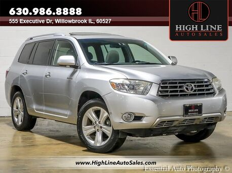 2008_Toyota_Highlander_Limited_ Willowbrook IL
