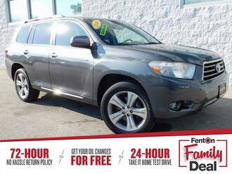 2008_Toyota_Highlander_Sport LOCAL TRADE_ Lee's Summit MO