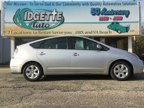 2008 Toyota Prius 5d Hatchback Base Outer Banks NC