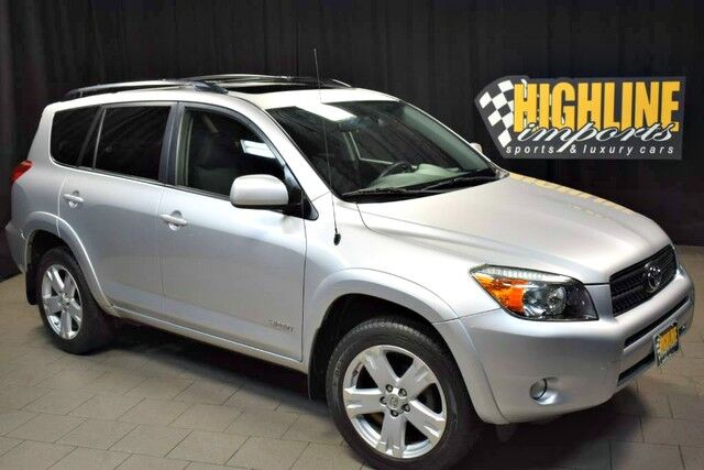 2008 Toyota RAV4 AWD Sport Easton PA