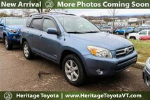 2008 Toyota RAV4 Limited South Burlington VT