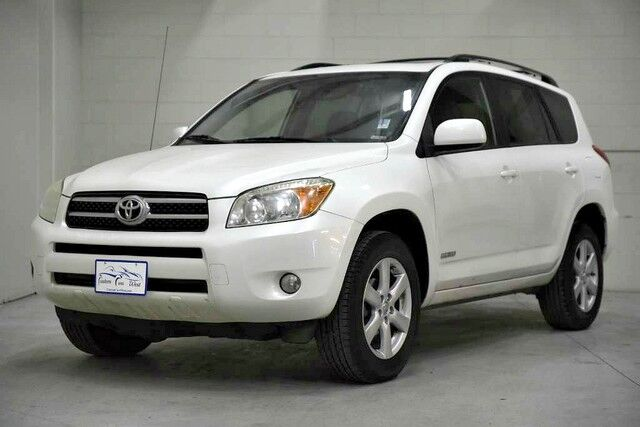 2008 Toyota RAV4 Ltd Englewood CO