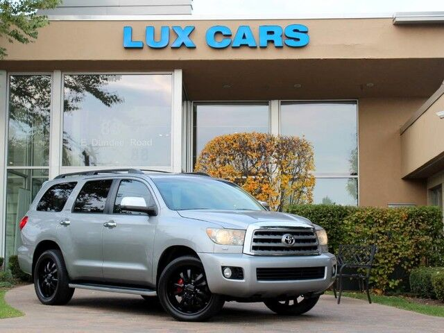 2008_Toyota_Sequoia_LIMITED NAV REAR DVD 4WD_ Buffalo Grove IL