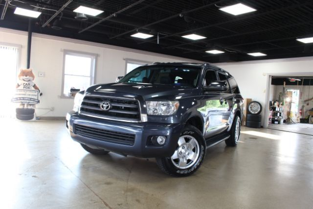 2008 Toyota Sequoia Limited 4wd Lombard Il 25578802