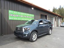 2008_Toyota_Sequoia_Limited 4WD_ Spokane Valley WA