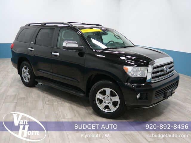 2008 Toyota Sequoia Limited Plymouth Wi 25600911