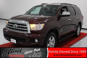 2008_Toyota_Sequoia_Limited_ Waite Park MN