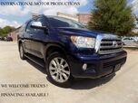 2008 Toyota Sequoia Ltd **0-Accidents**