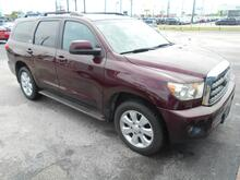 2008_Toyota_Sequoia_SR5_ Houston TX