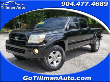 2008_Toyota_Tacoma_PreRunner Double Cab Long Bed V6 2WD_ Jacksonville FL
