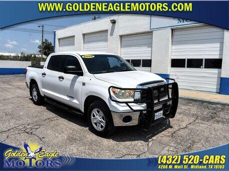 2008_Toyota_Tundra 4WD Truck_CREWMAX 4.7L V8 5-SPD AT SR5_ Midland TX