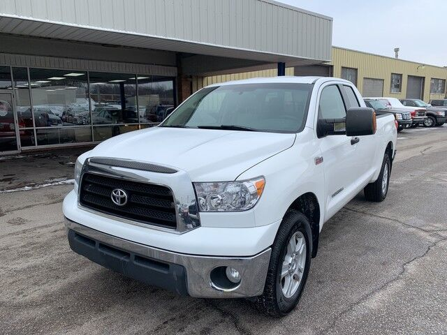 2008 Toyota Tundra 4wd Truck Sr5 Cleveland Oh