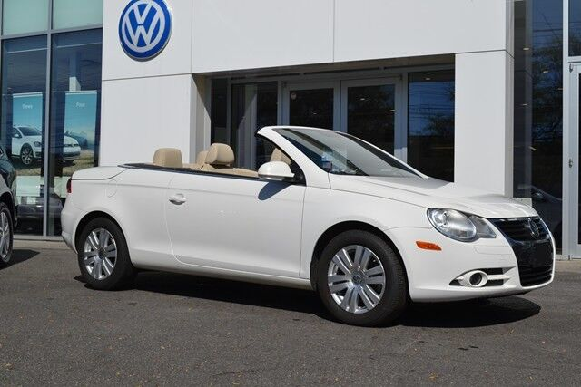 2008 Volkswagen Eos Convertible/Hard Top Komfort White Plains NY