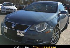2008_Volkswagen_Eos_Lux_ Charlotte and Monroe NC