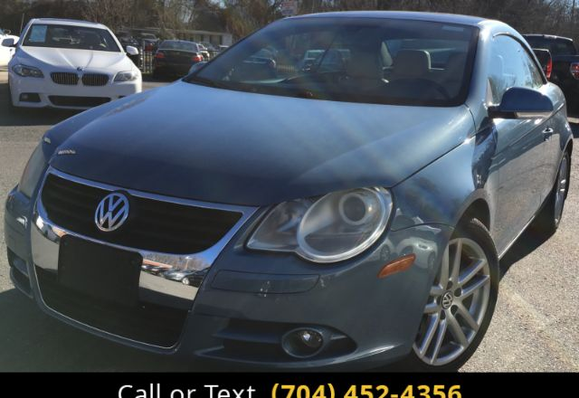 2008 Volkswagen Eos Lux Charlotte and Monroe NC