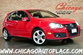 2008 Volkswagen GTI 2.0L TURBOCHARGED I4 ENGINE ANTHRACITE CLOTH INTERIOR HEATED SEATS XENONS PREMIUM ALLOY WHEELS