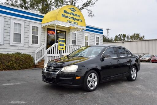 2008_Volkswagen_Jetta Sedan_SE_ Wilmington NC