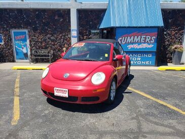2008_Volkswagen_New Beetle_S PZEV Convertible_ Saint Joseph MO