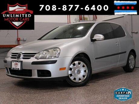 2008 Volkswagen Rabbit S Bridgeview IL