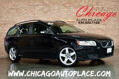2008_Volvo_V50_2.4L - 1 OWNER SPORT SEATS HEATED SEATS SUNROOF CLEAN CARFAX_ Bensenville IL