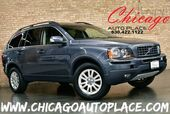 2008 Volvo XC90 I6 - 3.2L I6 ENGINE ALL WHEEL DRIVE BLACK LEATHER HEATED SEATS SUNROOF 3RD ROW SEATS WOOD GRAIN INTERIOR TRIM DUAL ZONE CLIMATE