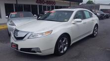 ACURA TL TECH, AUTOCHECK CERTIFIED, SAT, NAV, BACK UP CAM, BLUETOOTH, SUNROOF, LEATHER, ONLY 26K  MILES! 2009