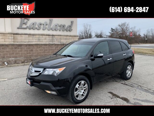 2009 Acura MDX 4D SUV Columbus OH