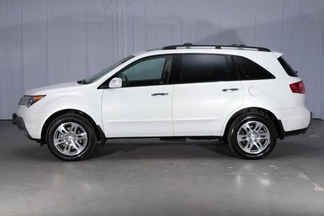 Acura MDX AWD Tech/Entertainment Pkg 2009