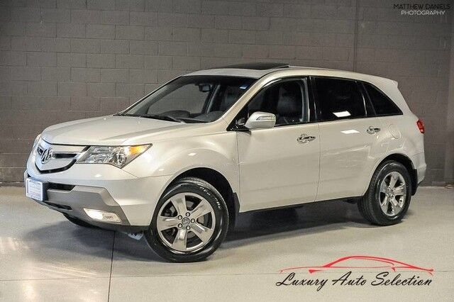 2009_Acura_MDX Sport Package_4dr SUV_ Chicago IL