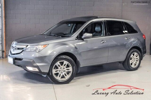 2009_Acura_MDX TECH Package AWD_4dr SUV_ Chicago IL