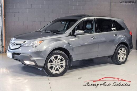 2009 Acura MDX TECH Package AWD 4dr SUV Chicago IL