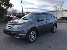 Acura MDX Tech/Entertainment Pkg AWD 2009