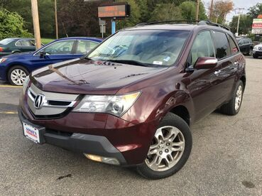 2009_Acura_MDX_Tech Pkg_ Worcester MA