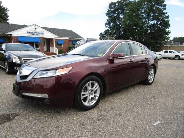 2009 Acura TL Tech Richmond VA