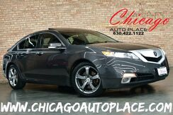 2009_Acura_TL_Tech SH-AWD 3.7L V6 CYLINDER ENGINE ALL WHEEL DRIVE NAVIGATION BACKUP CAMERA KEYLESS GO BLACK LEATHER HEATED SEATS SUNROOF XENONS_ Bensenville IL
