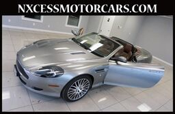 Aston Martin DB9 CONVERTIBLE NAVIGATION JUST 27 MILES. 2009
