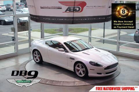 2009_Aston Martin_DB9_Coupe_ Chantilly VA