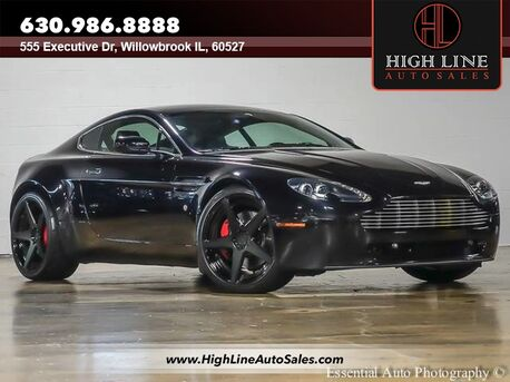 Attractive 2009_Aston Martin_Vantage__ Willowbrook IL
