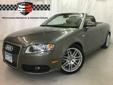 2009 Audi A4 2.0T Cabriolet Special Edition Maplewood MN
