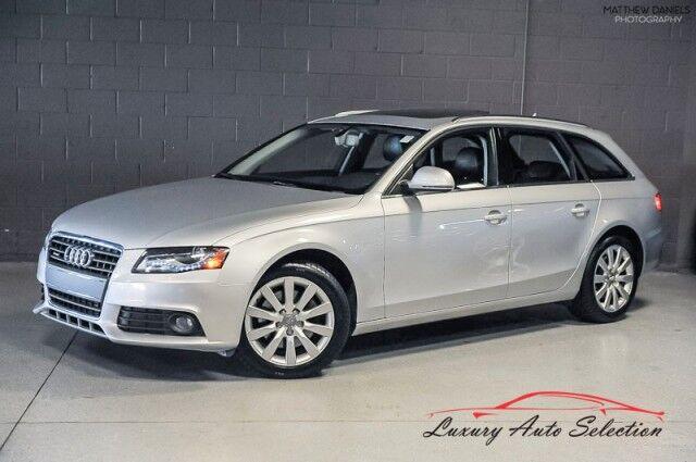 2009_Audi_A4 2.0T Quattro Premium Plus_4dr Wagon_ Chicago IL
