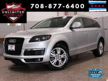 2009_Audi_Q7_Premium Plus 1 Owner_ Bridgeview IL