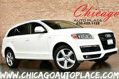 2009_Audi_Q7_TDI Prestige S-LINE - 3.0L TDIRECT-INJECTION DIESEL 6-CYL ENGINE QUATTRO ALL WHEEL DRIVE NAVIGATION BACKUP CAMERA 3RD ROW PARKING SENSORS REAR TVS PANO ROOF XENONS_ Bensenville IL