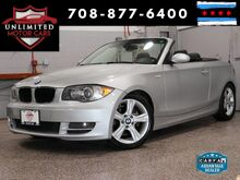 2009_BMW_1 Series_128i Convertible Auto_ Bridgeview IL