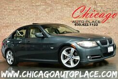 2009_BMW_3 Series_335i - 3.0L I6 TWIN-TURBO CHARGED ENGINE REAR WHEEL DRIVE NAVIGATION SPORT PACKAGE SUNROOF COLD WEATHER PACKAGE XENONS_ Bensenville IL